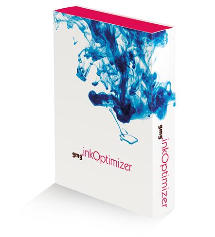 GMG InkOptimizer box